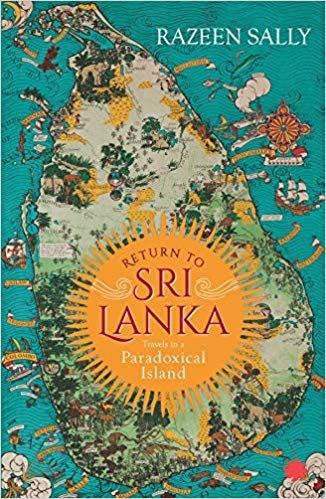 Return to Sri Lanka Book Cover