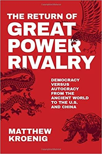 Book Cover - The Return of Great Power Rivalry