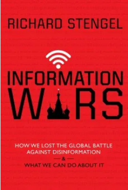 Information Wars Book Cover