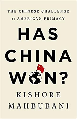 Has China Won - book cover